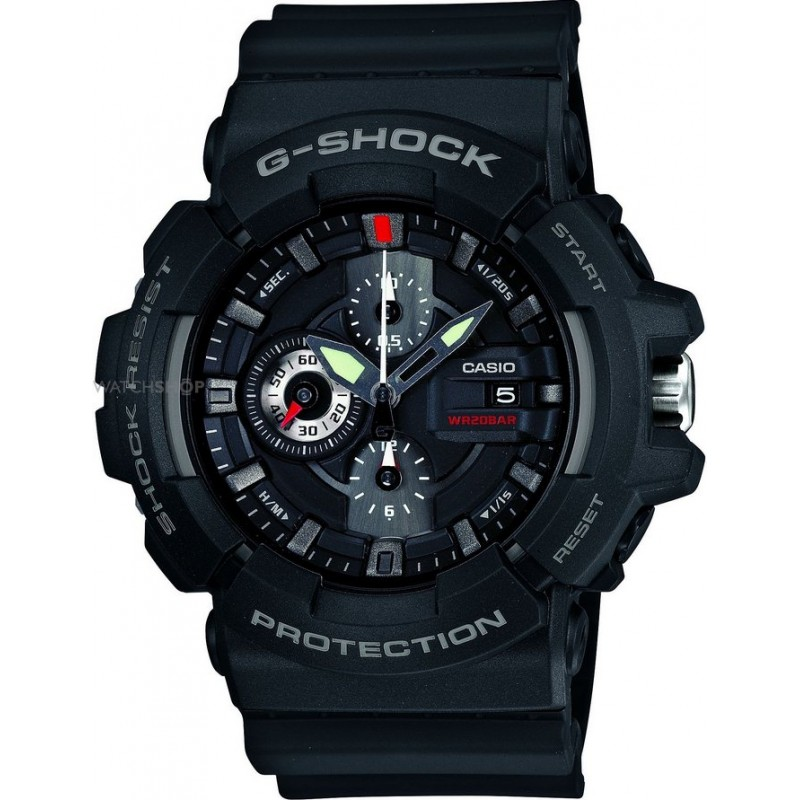 Часы CASIO G-SHOCK GAC-100-1AER