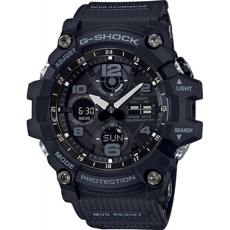 Часы CASIO G-SHOCK GWG-100-1AER