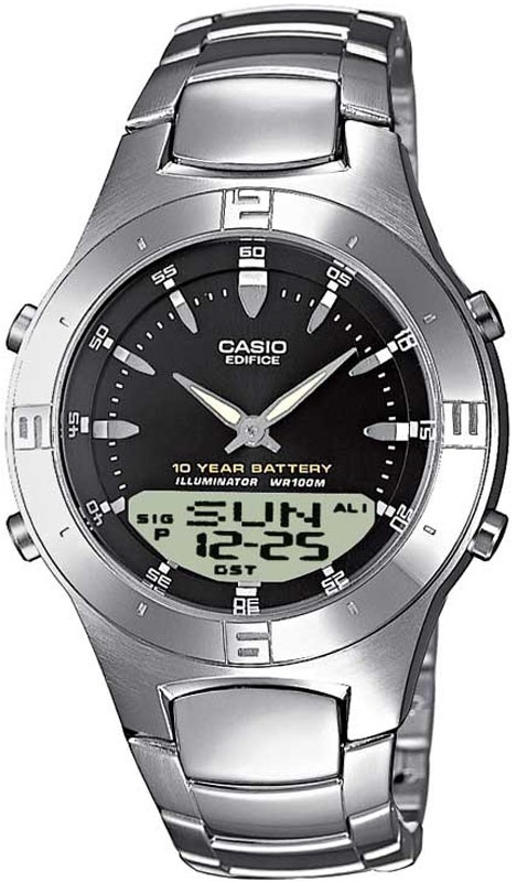 Часы CASIO EDIFICE EFA-110D-1AVEF