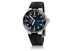 Часы Oris Aquis Small Second Date 743 7673 4135 RS 4 26 34EB