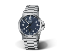 Часы Oris BC3 Advanced Day Date 735 7641 4165 MB 8 22 03