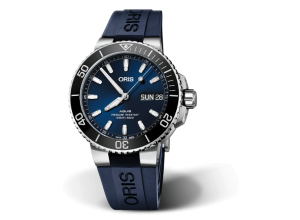 Часы Oris Diving Aquis Big Day Date 752.7733.4135 RS 4.24.65EB