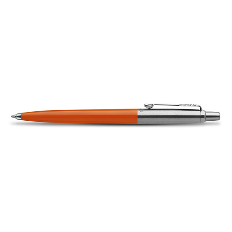 Шариковая ручка Parker Jotter 17 Plastic Orange CT BP 15 432