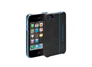 Чехол для iPhone 4 Piquadro Blue Square AC2712B2