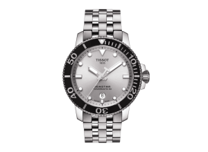 Часы TISSOT SEASTAR 1000 POWERMATIC 80 T120.407.11.031.00
