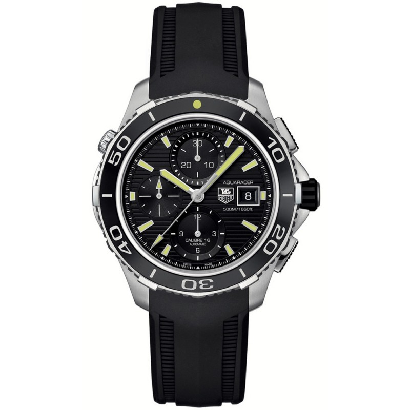 Часы Tag Heuer CAK2111.FT8019