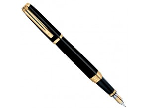 Перьевая ручка Waterman Exception Ideal Black 11 027