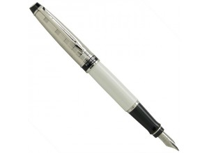 Перьевая ручка Waterman Expert Deluxe White CT 10 039