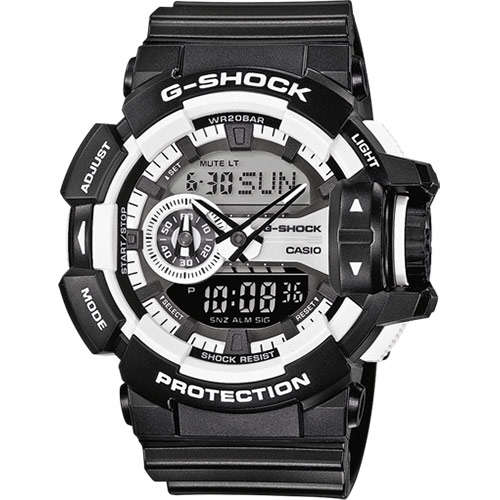 Часы CASIO G-SHOCK GA-400-1AER