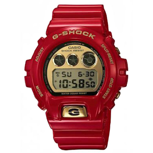 Часы CASIO G-SHOCK DW-6930A-4ER