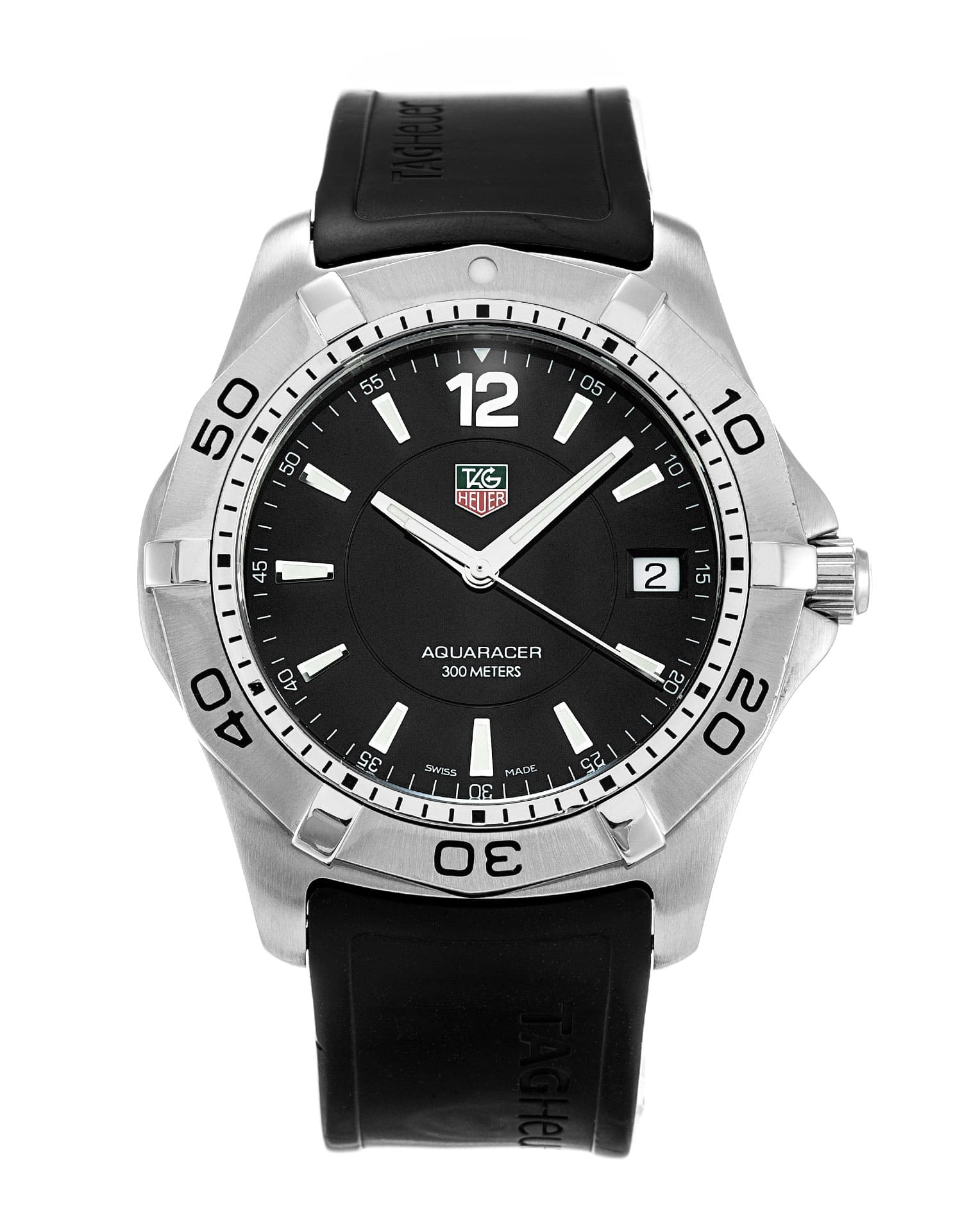 Часы TAG HEUER WAF1110.FT8009